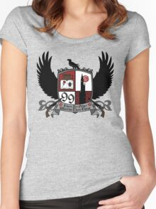 The Crest of Ka-Tet Women's Fitted Scoop T-Shirt