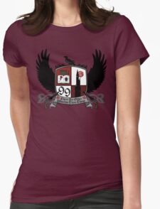 The Crest of Ka-Tet Womens Fitted T-Shirt