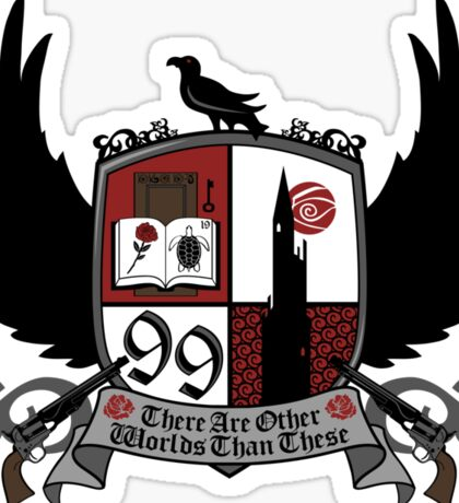 The Crest of Ka-Tet Sticker