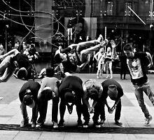 Jump by David Petranker