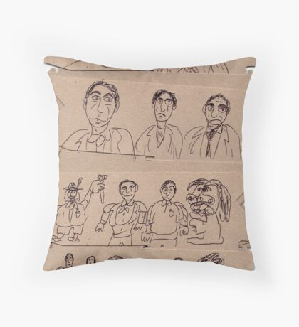 You'll Find Out Throw Pillow