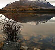 Mountain Reflections by Margaret Goodwin