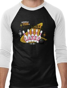 Nothing But Strikes Men's Baseball ¾ T-Shirt