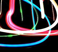 Neon Lights  by Jason Dymock Photography