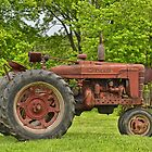 Good Ole Tractor by Sheryl Gerhard