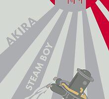 The Art of Katsuhiro Otomo by barroncreates