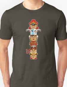 Street Fighter 2 Totem T-Shirt
