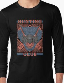 Hunting Club: Nargacuga Long Sleeve T-Shirt