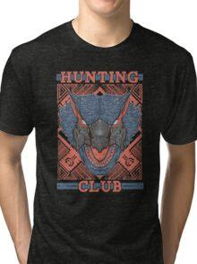 Hunting Club: Nargacuga Tri-blend T-Shirt