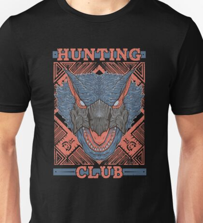 Hunting Club: Nargacuga Unisex T-Shirt