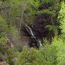 Green River Waterfall by Aaron Baker