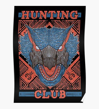 Hunting Club: Nargacuga Poster