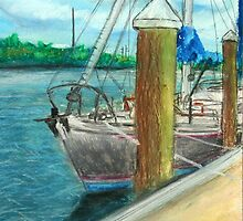 Docked Life by Sebastian  McLaughlin