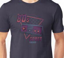 80s gamer forever Unisex T-Shirt