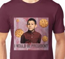 DEWEY PRESIDENT MALCOLM IN THE MIDDLE Unisex T-Shirt