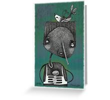 Precious Life 2 Greeting Card