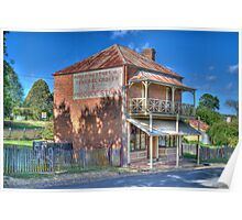 Northey's General Store, Hill End, NSW  Poster