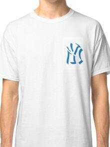 New York Yankees Shadow  Classic T-Shirt