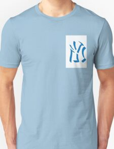 New York Yankees Shadow  Unisex T-Shirt