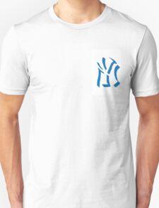 New York Yankees Shadow  T-Shirt