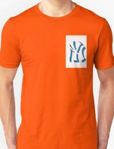 New York Yankees Shadow  Unisex T-Shirt