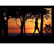 Walk for Life Photographic Print
