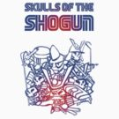 80's Arcade Skulls of the Shogun by HauntedTemple