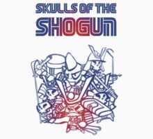 80's Arcade Skulls of the Shogun Kids Clothes