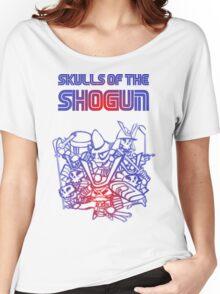 80's Arcade Skulls of the Shogun Women's Relaxed Fit T-Shirt