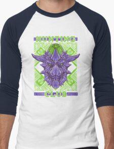 Hunting Club: Brachydios Men's Baseball ¾ T-Shirt