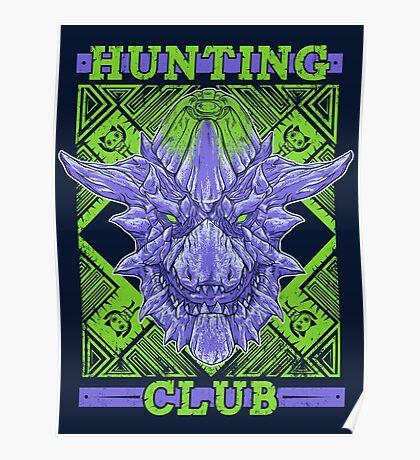 Hunting Club: Brachydios Poster