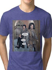 Inigo Montoya, The Princess Bride Tri-blend T-Shirt