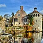 Scotney Castle by Alice Gosling