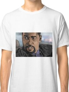 Denzel, Training Day Classic T-Shirt