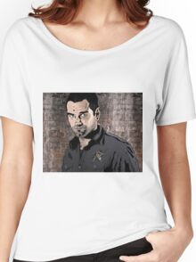 Sheriff Lucas Hood, Banshee Women's Relaxed Fit T-Shirt