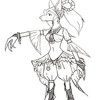 Cleyra Maiden by Brittani Brooke