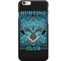 Hunting Club: Azure Rathalos iPhone Case/Skin