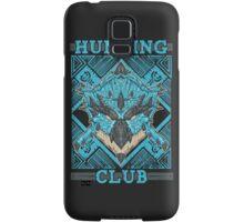 Hunting Club: Azure Rathalos Samsung Galaxy Case/Skin