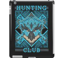 Hunting Club: Azure Rathalos iPad Case/Skin
