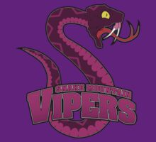 Snake Mountain Vipers by barry neeson