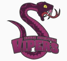 Snake Mountain Vipers Kids Tee
