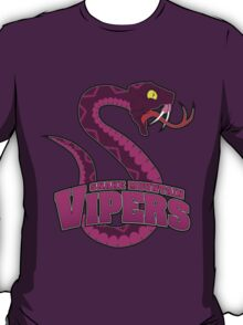 Snake Mountain Vipers T-Shirt