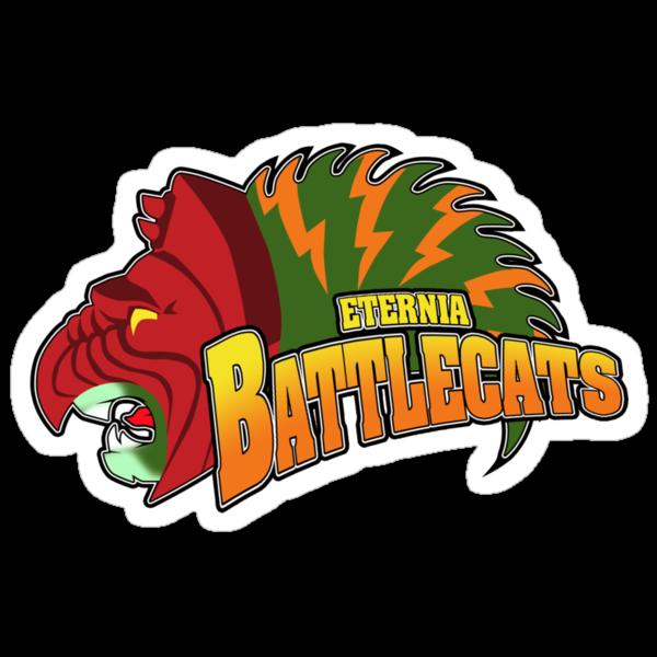 Eternia Battlecats by barry neeson