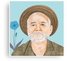 Bill Murray Canvas Print