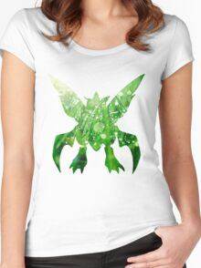 scyther used cut Women's Fitted Scoop T-Shirt