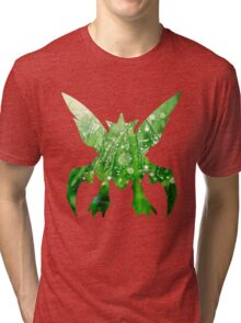 scyther used cut Tri-blend T-Shirt