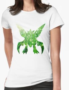 scyther used cut Womens Fitted T-Shirt