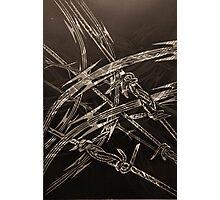'Detention' series 1 - 3 Photographic Print