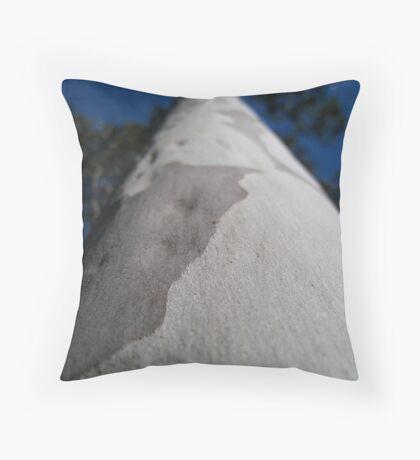 Straight Up - Eucalyptus Throw Pillow