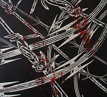 'Detention' series 2 - 3 by Bert  Aperloo